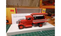 ПМЗ-6 Пожарный автомобиль с пожарным насосом