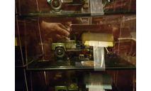 ГАЗ тип АВВ-3,6 цистерна для перевозки воды (1984 г.), хаки / бежевый Dip, масштабная модель, 1:43, 1/43, DiP Models