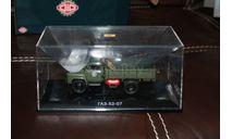 ГАЗ 52-07  газобаллонный 1978г, масштабная модель, 1:43, 1/43, DiP Models