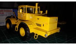 К-701 'Кировец', масштабная модель трактора, AVD Models, 1:43, 1/43