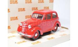 КИМ 10-50 красный НАП 1/43, масштабная модель, Наш Автопром, scale43
