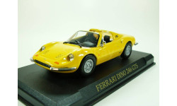 Ferrari Collection. №7. Ferrari 246 DINO GTS. Масштаб:1:43., журнальная серия Ferrari Collection (GeFabbri), 1/43, Ferrari Collection (Ge Fabbri)
