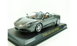Ferrari Collection. №9. Ferrari F430 Spider. Масштаб:1:43., журнальная серия Ferrari Collection (GeFabbri), 1/43, Ferrari Collection (Ge Fabbri)
