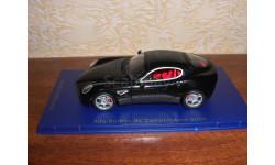 Alfa Romeo 8C черный. Производитель: М4, масштабная модель, 1:43, 1/43, M4