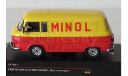 BARKAS B1000 1960 MINOL Kastenwagen IST077 1 43