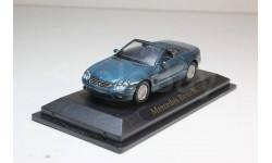 MERCEDES BENZ SL55 синий 1:43. Производитель: Yat Ming, масштабная модель, 1/43, Mercedes-Benz