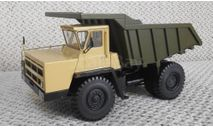 Белаз-7522АИСТ, масштабная модель, scale43