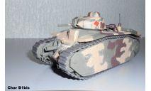 B1bisAltaya, масштабные модели бронетехники, Chars de Combat, scale43