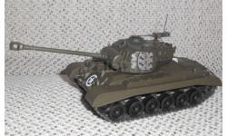 M26 Pershing   1:43 танк, масштабные модели бронетехники, Altaya, 1/43