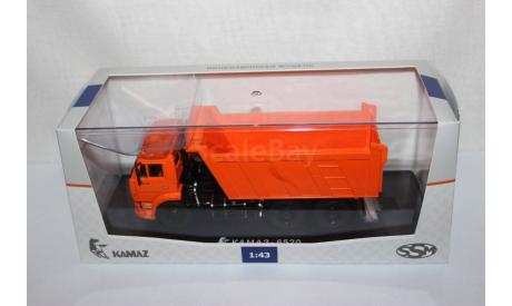 КамАЗ 6520, масштабная модель, 1:43, 1/43, Start Scale Models (SSM)