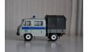 УАЗ- 39094 МИЛИЦИЯ, масштабная модель, 1:43, 1/43, Агат/Моссар/Тантал