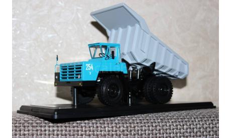 БелАЗ 540А, масштабная модель, Start Scale Models (SSM), 1:43, 1/43