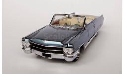 1/43 Cadillac eldorado 1963 franklin Mint, масштабная модель, 1:43