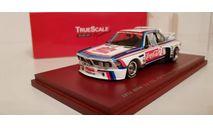 1/43 BMW 3.5 CSL 1976 24 Daytona Coca Cola Motorsport TSM, масштабная модель, scale43, True Scale Miniatures
