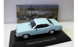1/43 Chrysler Valiant Duster 1974 Ixo Мексиканская серия Редкая.
