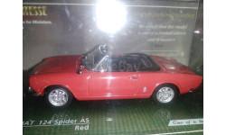 Fiat 124 Spider AS