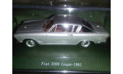 Fiat 2300S Coupe 1961, масштабная модель, 1:43, 1/43, Starline