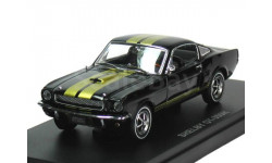 1:43 Ford Mustang Shelby GT350H 1966 Kyosho BLACK