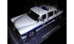 Checker Maraphon, масштабная модель, 1:43, 1/43, Полицейские машины мира, Deagostini