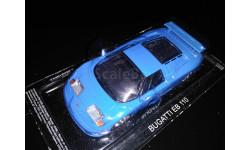 Bugatti EB110, масштабная модель, 1:43, 1/43, Суперкары. Лучшие автомобили мира, журнал от DeAgostini