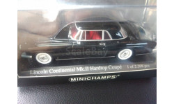1/43 Lincoln Continental Mk II Coupe 1956