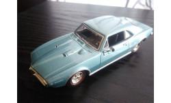 1/43 Pontiac firebird 1967 ERTL, масштабная модель, 1:43