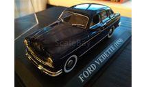 1/43 Ford vedette 1954 Altaya, масштабная модель, 1:43