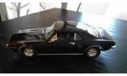 1/43 Pontiac firebird 1967 ERTL, масштабная модель, scale43