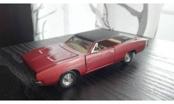 1/43 Dodge Charger 1969 Franklin Mint