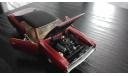 1/43 Dodge Charger 1969 Franklin Mint, масштабная модель, Ford, 1:43