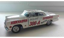 1/43 CHRYSLER 300 Stock Car  #300-A Tim Flocl 1956 Team Caliber, масштабная модель, 1:43