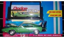 1/43 Dodge Charger Daytona 1969 Road Champs, масштабная модель, 1:43