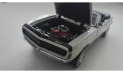 1/43 Chevrolet Camaro Convertible 1968 franklin Mint New RARE, масштабная модель, 1:43