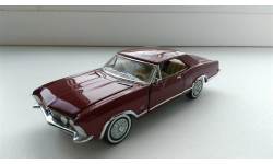 1/43 Buick Riviera 1963 franklin Mint New RARE, масштабная модель, 1:43