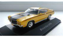 1/43 Buick GSX 1970 Ixo/Altaya New RARE, масштабная модель, scale43