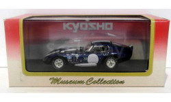 1:43 Shelby cobra daytona coupe  1965 kyosho 03051A, масштабная модель, 1/43