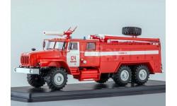 Урал АЦ-7,5-40 (4320) СЧ Иваново SSM 1/43, масштабная модель, 1:43