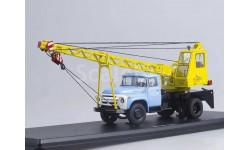 Зил 130 Автокран Ак75 SSM, масштабная модель, 1:43, 1/43