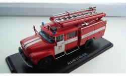 Зил 130 Пожарка Москва, масштабная модель, 1:43, 1/43, SSM