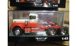 Neo White Road Boss 1-43 Вайт от NEO, масштабная модель, 1:43, 1/43