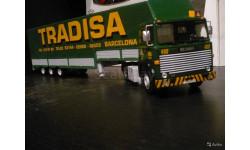 Скания традиса с полуприцепом Джамбо, масштабная модель, Scania, 1:43, 1/43