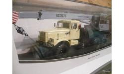 Краз 255 Кс 3575 Автокран, масштабная модель, 1:43, 1/43, SSM