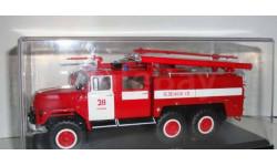 Зил 131 пожарный казань, масштабная модель, 1:43, 1/43, SSM