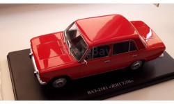 Ваз 2101, Ваз 2102,  Ваз 2107, Ваз 2108 Масштаб 1/24 Легендарные советские автомобили., масштабная модель, Hachette, 1:24