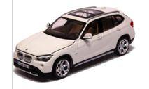 Bmw x1 schuco 1/43 White., масштабная модель, scale43