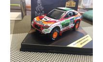 Mitsubishi Lancer Dakar Rally 2009 Vitesse Возможен обмен на книги, проспекты, масштабная модель, 1:43, 1/43