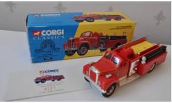 Corgi 52601 Mack B Fire Engine Limited Edition ОБМЕН, масштабная модель