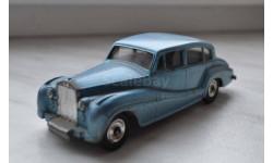 Rolls Roys Dinky Toys 150 Возможен обмен на литературу, проспекты