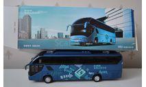 Higer H92 Автобус 1/42 Возможен обмен на литературу, проспекты, масштабная модель, China, scale43