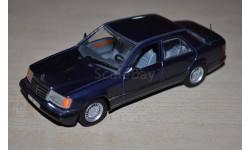 Mercedes Benz W124 Возможен обмен на книги, проспекты, масштабная модель, Minichamps, scale43, Mercedes-Benz